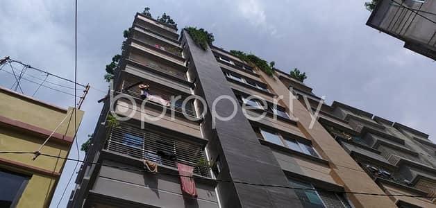 ভাড়ার জন্য BAYUT_ONLYএর ফ্ল্যাট - বাড্ডা, ঢাকা - Make this 800 SQ FT home your next residing location, which is up to Rent in Sayednagar