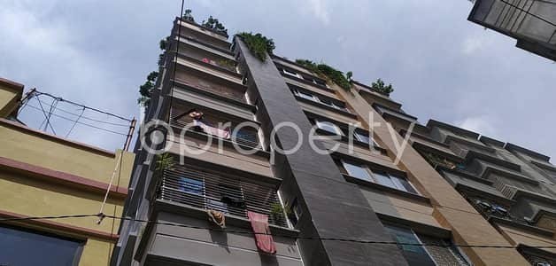 ভাড়ার জন্য BAYUT_ONLYএর অ্যাপার্টমেন্ট - বাড্ডা, ঢাকা - Properly designed this 800 SQ Ft apartment is now up for rent in Vatara