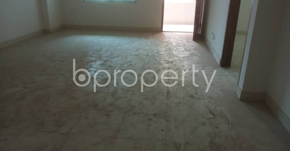 3 Bedroom Apartment for Sale in Mirpur, Dhaka - Grab This 1170 Sq Ft Flat Of Good Quality Up For Sale In Mirpur-10, Senpara Parbata