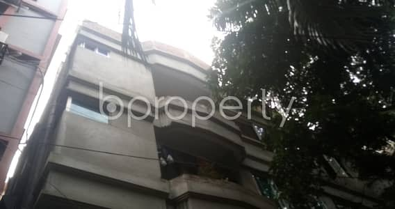 2 Bedroom Flat for Rent in Mohammadpur, Dhaka - In Mohammadpur this apartment is up for rent which is 750 SQ FT