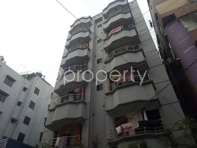 2 Bedroom Apartment for Rent in Uttara, Dhaka - In Uttara, Sector 14 This 800 Sq Ft Flat Is Up For Rent