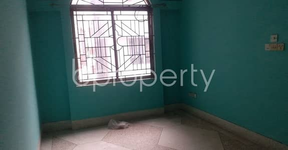 2 Bedroom Flat for Rent in Mirpur, Dhaka - Tastefully Designed This 2 Bedroom Apartment Is Now Vacant For Rent In Priyangong Residential Area.