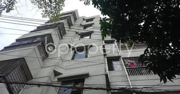 ভাড়ার জন্য BAYUT_ONLYএর অ্যাপার্টমেন্ট - বাড্ডা, ঢাকা - This 650 Sq. Ft Convenient Flat Is For Rent In Nurer Chala Beside To Nurer Chala Bazar Masjid.