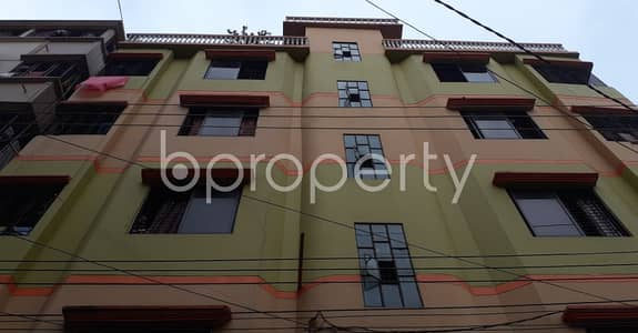 2 Bedroom Flat for Rent in Mirpur, Dhaka - A Comfortable And Convenient 700 Sq. Ft House Is Ready For Rent At Priyangong Residential Area, Mirpur .
