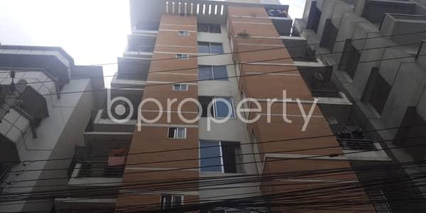 ভাড়ার জন্য BAYUT_ONLYএর অ্যাপার্টমেন্ট - নদ্দা, ঢাকা - An Apartment Of 1150 Sq. Ft For Rent Is All Set For You To Settle In South Kuril.