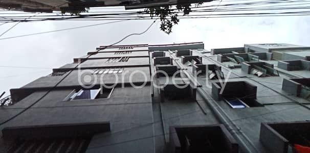 2 Bedroom Flat for Rent in Ibrahimpur, Dhaka - There Is 2 Bedroom Apartment Up To Rent In The Location Of Ibrahimpur Nearby Bayatul Ma'bud Jame Mosjid