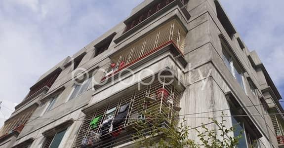 2 Bedroom Flat for Rent in Uttar Khan, Dhaka - A Ready 600 Sq. ft Apartment For Rent In Haji Abdul Gafur Monshi Road, Uttar Khan.