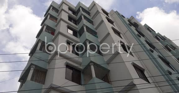 3 Bedroom Apartment for Rent in Uttar Khan, Dhaka - Express Your Individuality At This 1100 Sq. ft Apartment Which Is Vacant For Rent In The Location Of Puran Para, Uttar Khan.
