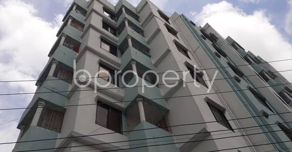 2 Bedroom Apartment for Rent in Uttar Khan, Dhaka - This Slender 2 Bedroom Flat At Puran Para, Uttar Khan Meeting Your Residential Concerns Is The Perfect Home To You.