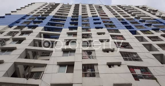3 Bedroom Flat for Rent in Malibagh, Dhaka - Properly Designed This Apartment Is Now Up For Rent In Malibagh