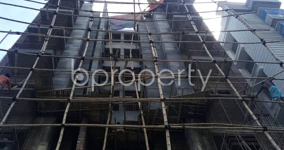 বিক্রয়ের জন্য BAYUT_ONLYএর ফ্ল্যাট - বসুন্ধরা আর-এ, ঢাকা - Attractive Apartment Of 1250 Sq Ft Is Up For Sale At Bashundhara R-a Nearby Jamuna Future Park