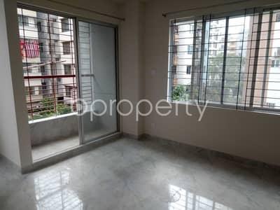 ভাড়ার জন্য BAYUT_ONLYএর অ্যাপার্টমেন্ট - বসুন্ধরা আর-এ, ঢাকা - In This Serene Neighborhood Of Bashundhara R-a A Flat Is Up For Rent