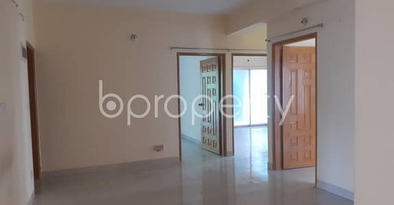 3 Bedroom Apartment for Rent in Uttar Lalkhan, Chattogram - We Offer You This Nice Flat Of 1400 Sq Ft Which Is Up For Rent, In Khulshi 1.