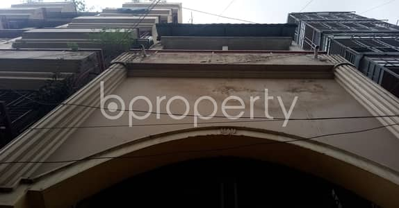 3 Bedroom Apartment for Rent in Mirpur, Dhaka - Tastefully Designed This Apartment Is Now Vacant For Rent In Mirpur-12 Near Purobi Bus Stand