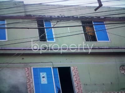 1 Bedroom Flat for Rent in Patenga, Chattogram - Reside Conveniently In This Comfortable Flat For Rent Near By Muslimabad K. g School.