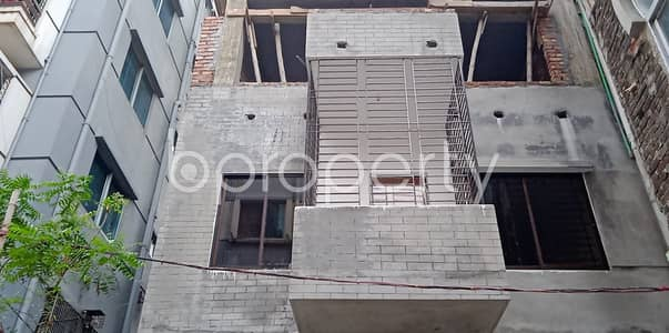 2 Bedroom Apartment for Rent in Aftab Nagar, Dhaka - Apartment Of 550 Sq Ft For Rent In Aftab Nagar