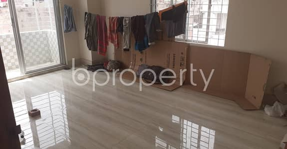 3 Bedroom Flat for Rent in Tejgaon, Dhaka - Good-looking Flat Is Vacant For Rent In Rajabazar, Which Is 1705 Sq Ft
