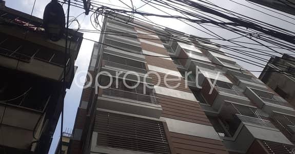 2 Bedroom Apartment for Rent in Shantinagar, Dhaka - Select Your Next Residing Place At This Nice Flat Of 900 Sq Ft In Shantinagar