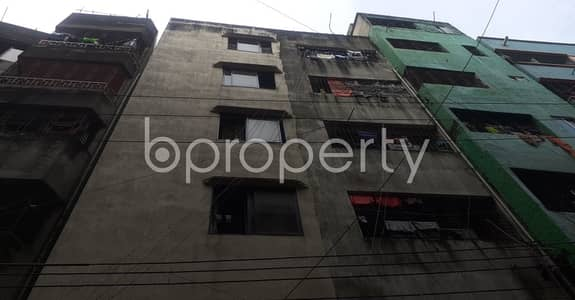 2 Bedroom Apartment for Sale in Mirpur, Dhaka - In This Serene Neighborhood Of Priyangong Residential Area, Mirpur A 2 Bedroom Flat Is Up For Sale .