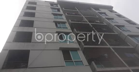 3 Bedroom Apartment for Sale in Shyamoli, Dhaka - Celebrate Life Each Day In Your New Apartment Of 1345 Sq Ft At Dhaka Housing Main Road With Your Beloved Family.