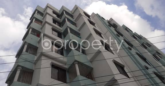 3 Bedroom Flat for Rent in Uttar Khan, Dhaka - This Flat In Uttar Khan Close To Puran Para Bayatul Fala Jame Masjid With A Convenient Price Is Up For Rent