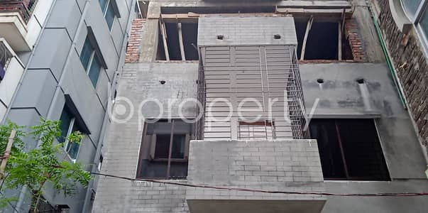 2 Bedroom Flat for Rent in Aftab Nagar, Dhaka - This Comfortable And Beautiful Apartment Of 550 Sq Ft, In Aftab Nagar Is For Rent