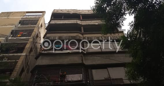 2 Bedroom Apartment for Rent in Mohammadpur, Dhaka - Well Facilitated 750 Sq Ft Residence Is Ready To Rent In Mohammadi Housing Ltd.
