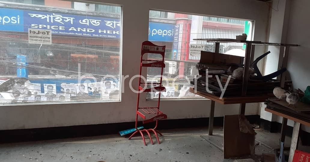 An Office Space Is Vacant For Rent In Bangshal Near To Nazimuddin Road Shahi Jame Masjid