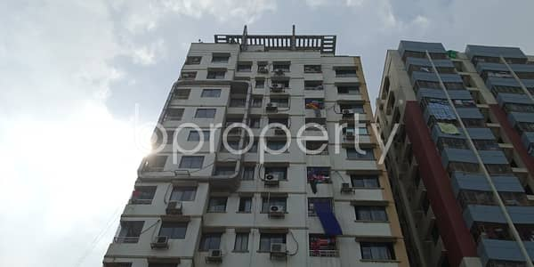 Office for Sale in Sutrapur, Dhaka - In Hatkhola Road, Tikatuli With A Convenient Price, 1096 Sq Ft Office Is Up For Sale