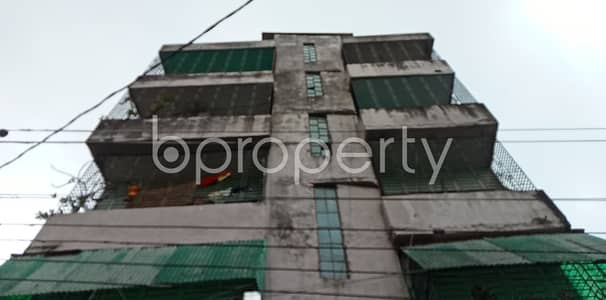 2 Bedroom Apartment for Rent in Ibrahimpur, Dhaka - 2 Bedroom Flat For Rent Covering A Beautiful Area Nearby Ibrahimpur Bazar Jame Masjid