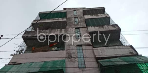 2 Bedroom Flat for Rent in Ibrahimpur, Dhaka - For Rental Purpose This Nice 2 Bedroom-1 Bathroom Flat Is Now Available In Ibrahimpur Bazar Road.