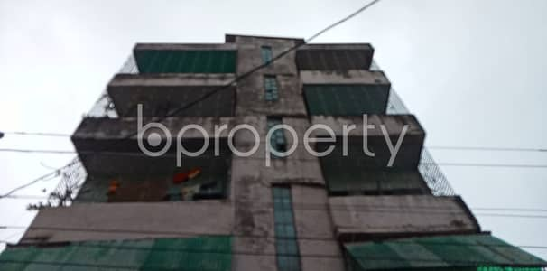 2 Bedroom Flat for Rent in Ibrahimpur, Dhaka - 650 Sq Ft Nicely Planned Apartment Is Available For Rent In Ibrahimpur