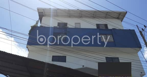 Office for Rent in Bakalia, Chattogram - 90 Sq Ft Commercial Office Is Up For Rent At Your Convenient Location Of Tulatali, Bakalia