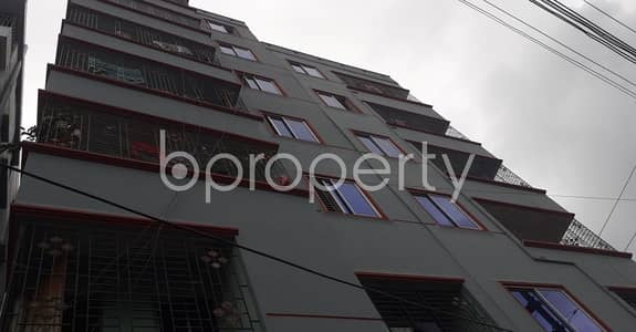 2 Bedroom Flat for Rent in Dakshin Khan, Dhaka - In North Azampur A Standard Flat Is For Rent Close To Baitul Aman Mosjid.