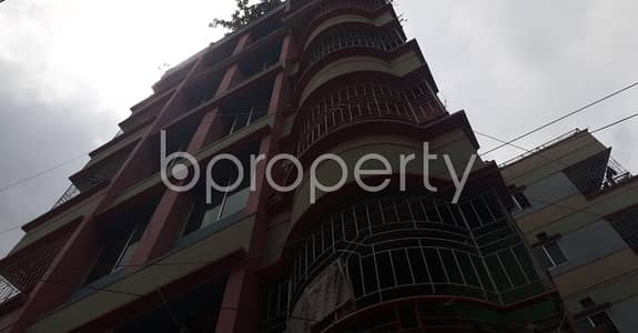2 Bedroom Flat for Rent in Dakshin Khan, Dhaka - 2 Bedroom, 1 Bathroom Apartment With A View Is Up For Rent In Dewanpara.