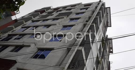 ভাড়ার জন্য BAYUT_ONLYএর ফ্ল্যাট - ৯ নং উত্তর পাহাড়তলী ওয়ার্ড, চিটাগাং - 4 Bedroom Nice Flat In Jalalabad Housing Society, West Khulshi Is Now For Rent.