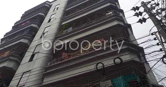 2 Bedroom Apartment for Rent in Dakshin Khan, Dhaka - Get This Well Defined 500 Sq Ft Flat For Rent In East Azampur