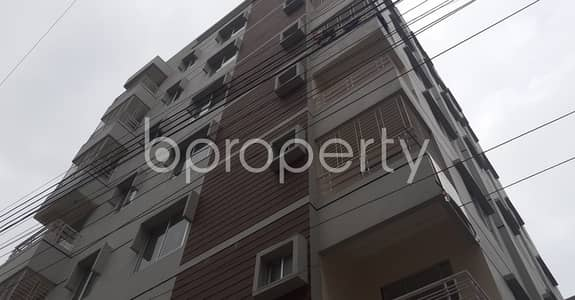 3 Bedroom Flat for Rent in Dakshin Khan, Dhaka - Properly Defined Living Space Of 1300 Sq Ft Is Now Up For Rent In East Faydabad