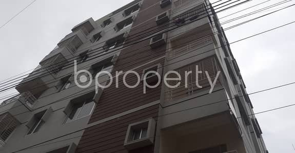 3 Bedroom Apartment for Rent in Dakshin Khan, Dhaka - Build Up Your New Home At This 1260 Sq Ft Flat In East Faydabad, For Rent