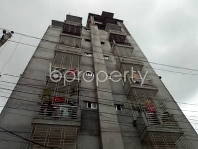 3 Bedroom Flat for Rent in Turag, Dhaka - Offering You 1500 Sq Ft Nice Apartment For Rent In Turag, Close To Amjad Ideal School & College.