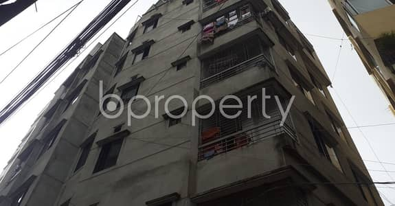 2 Bedroom Apartment for Rent in Dakshin Khan, Dhaka - Looking For A Tasteful Home Of 2 Bedroom-1 Bathroom To Rent In Faydabad Main Road ? Check This One