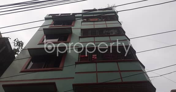 2 Bedroom Flat for Rent in Shahjahanpur, Dhaka - Ready For Move In Check This 700 Sq Ft Home At North Shahjahanpur Is Up To Rent