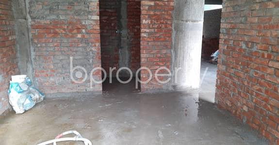 বিক্রয়ের জন্য BAYUT_ONLYএর ফ্ল্যাট - বসুন্ধরা আর-এ, ঢাকা - 1600 Sq Ft Flat Available For Sale Next To Viquarunnisa Noon School and College At Bashundhara R-A