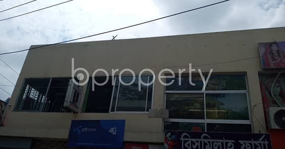 Shop for Rent in Rampura, Dhaka - 135 Sq Ft Commercial Shop Space For Rent At Wapda Road, Rampura .