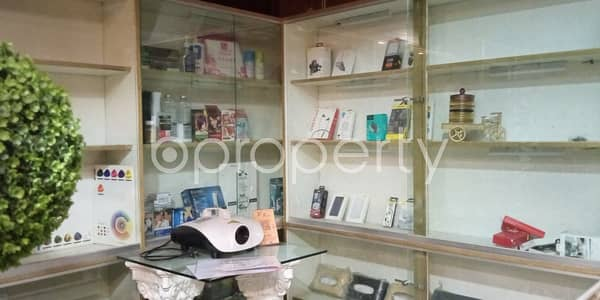 Office for Sale in Sutrapur, Dhaka - A 1093 Sq Ft Commercial Office Space Is Available For Sale Which Is Located In Tikatuli
