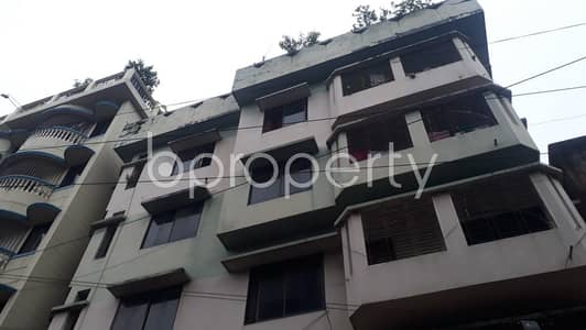 ভাড়ার জন্য BAYUT_ONLYএর ফ্ল্যাট - হালিশহর, চিটাগাং - In Halishahar Housing Estate, With A Convenient Price, A 1200 Sq Ft Flat Is Up For Rent
