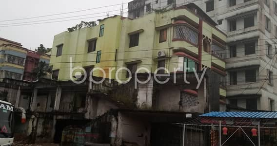 2 Bedroom Flat for Rent in 4 No Chandgaon Ward, Chattogram - Grab A 900 Sq Ft Flat For Rent At Bahaddarhat