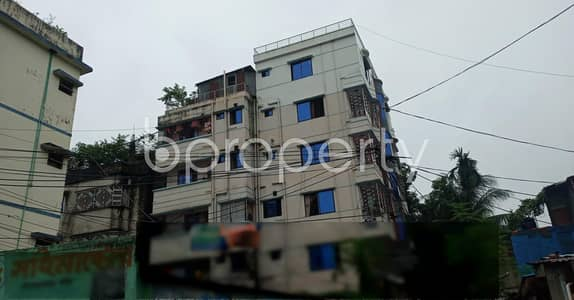 1 Bedroom Flat for Rent in 11 No. South Kattali Ward, Chattogram - 1 Bedroom, 1 Bathroom Apartment With A View Is Up For Rent Nearby Sharai Para Jaame Masjid At Dakshin Kattali .