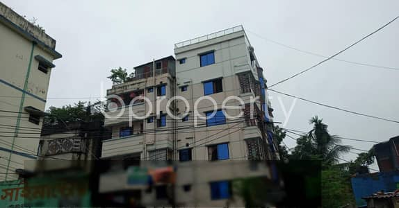 1 Bedroom Apartment for Rent in 11 No. South Kattali Ward, Chattogram - Start Your New Home, In This Reasonable And Comfortable Flat Which Is Up For Rent In Dakshin Kattali , Nearby Sharai Para Jaame Masjid.