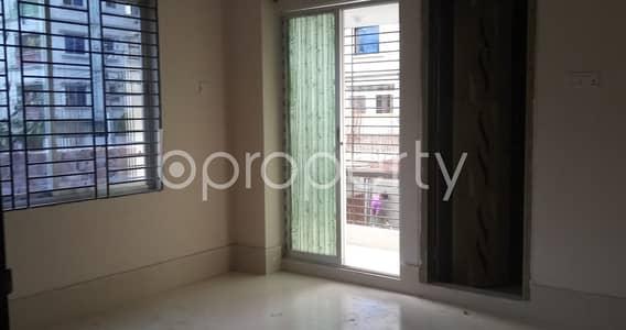 ভাড়ার জন্য BAYUT_ONLYএর অ্যাপার্টমেন্ট - ডেমরা, ঢাকা - Properly-constructed 900 SQ FT flat is now offering to you in Adarshabag for rent